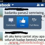 Review Facebook for Blackberry 2.0 Beta