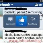 Review Facebook for Blackberry 2.0 Beta
