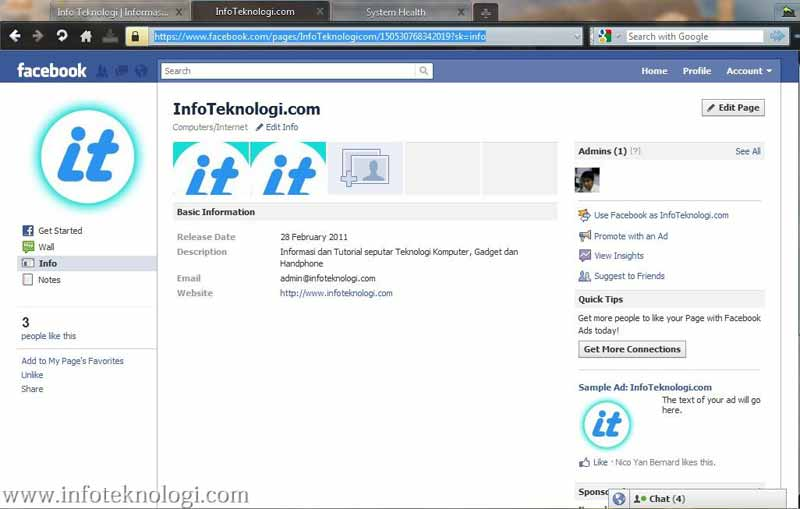 Bypass Blokir Facebook di perusahaan dan sekolah