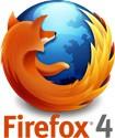 Logo mozilla firefox 4