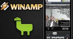 Winamp untuk smartphone Android
