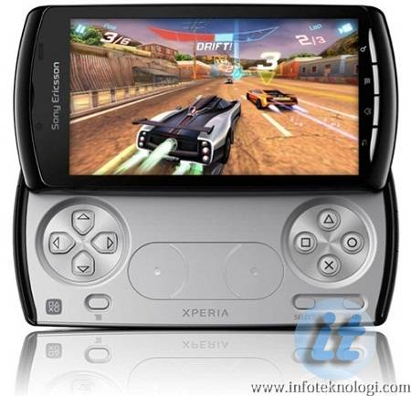 HP Android Xperia Play