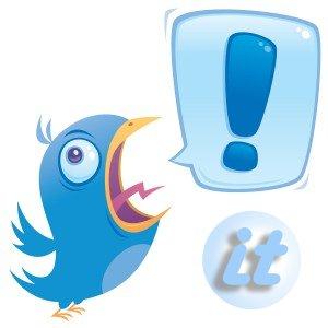 Logo Burung Twitter