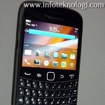 Spesifikasi dan Foto BlackBerry Bold Touch Montana