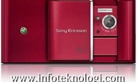 Sony Ericsson 12,1 megapixel mobile phone