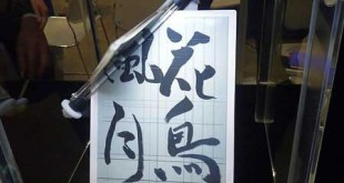 e-paper flexible buatan sony