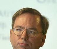 Eric schmidt Executive Chairman Google