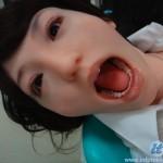 Hanako 2 – Robot latihan untuk para Dokter gigi