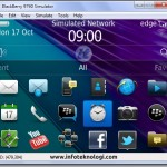 Blackberry 7 Device Simulator 9380 dan 9790