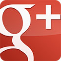 Google Plus Logo red