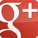 Google Plus Logo red