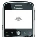 Arti Error Code di BlackBerry