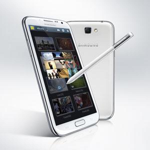Foto Galaxy Note II