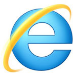 Internet Explorer 10 logo