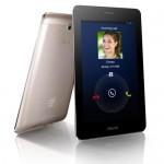 Asus Fonepad – Tablet Android 7″ berprosesor Intel Atom & fitur Voice Call