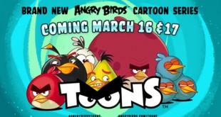 Angry Birds Toon