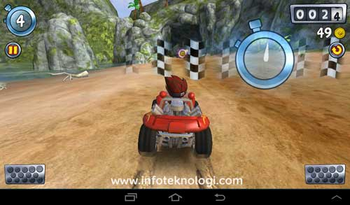 download racing game android apk