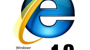 Internet Explorer 10 Logo