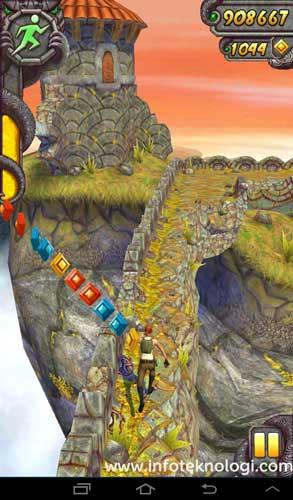 Download game Android gratis Temple Run 2