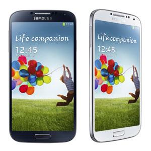 Handphone Android terbaik 2013 Galaxy S4