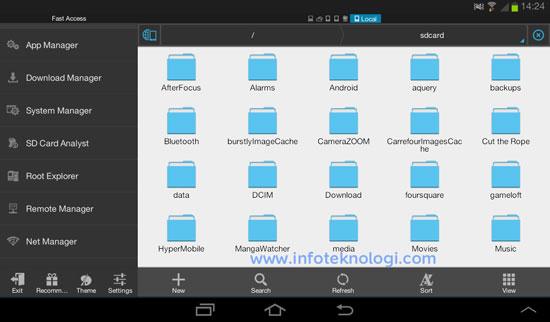 ES File Explorer v3