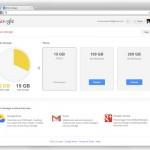 Google menggabungkan kapasitas storage dari Gmail, Drive dan Google+