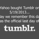 Yahoo resmi membeli Tumblr $1,1 Milyar