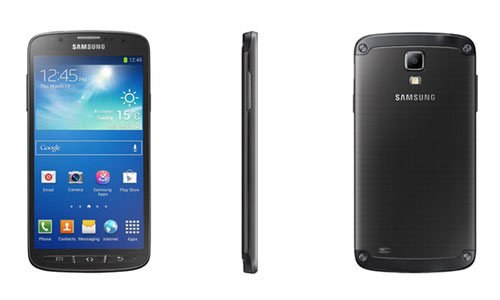 Galaxy s4 Active Android tahan air