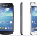 Handphone Samsung Galaxy S4 Mini resmi dirilis