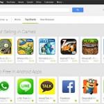 Google mengupdate tampilan Google Play versi Website (Desktop)