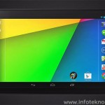 Google merilis tablet Android New Nexus 7 (generasi kedua)