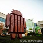 Android 4.4 akan menggunakan nama Android KitKat