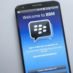 BBM di hp Android sudah dapat di download mulai 21 September (Update: Ditunda)