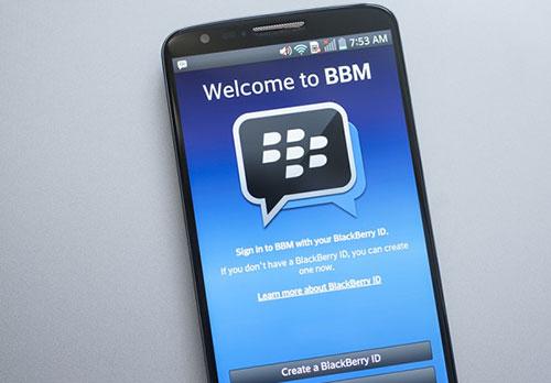 BBM for Android & iOS akhirnya sudah dapat didownload