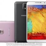 Samsung Galaxy Note 3 hadir dengan chasing berbahan kulit dan layar lebih besar