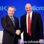 Microsoft membeli Nokia $7,17 Milyar (Rp 78,705 Triliun)