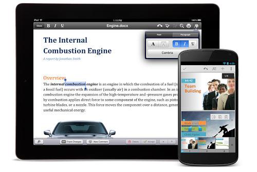 Quick Office di Android dan iOS kini dapat di download secara gratis