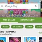 Cara mengatasi tidak bisa masuk Google Play Store