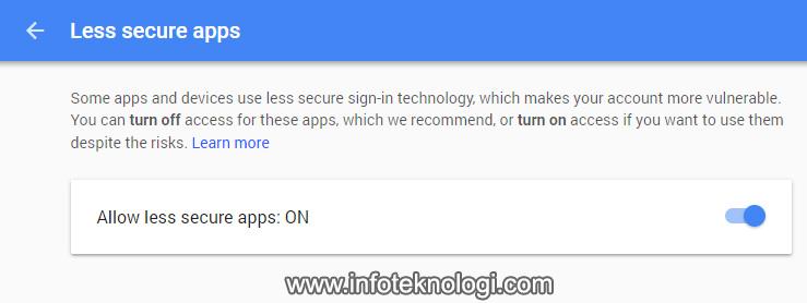error gmail di ms outlook